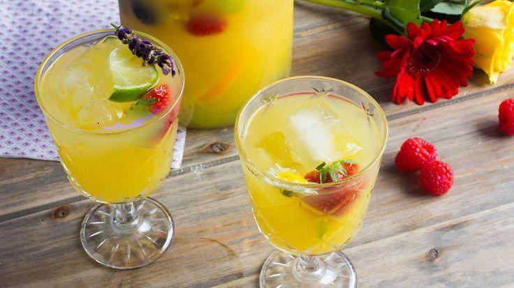 Zomertip: heerlijke sangria met gin en cava | VTM Koken