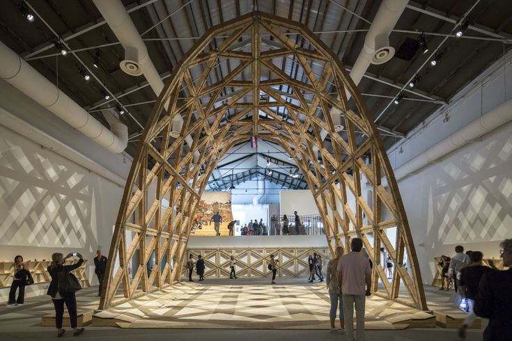 "Gabinete de Arquitectura's ""Breaking the Siege"" – Winner of the Golden Lion at the 2016 Venice Biennale"