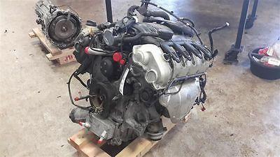 Engine 09 10 Porsche Cayenne 4.8L W/O Turbo VIN B 5th Digit #1550682