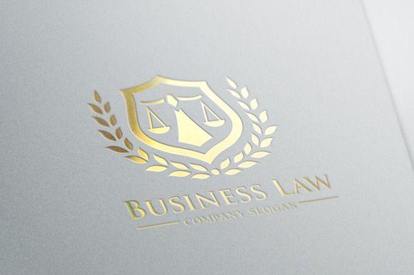 Law logo by Super Pig Shop on Creative Market