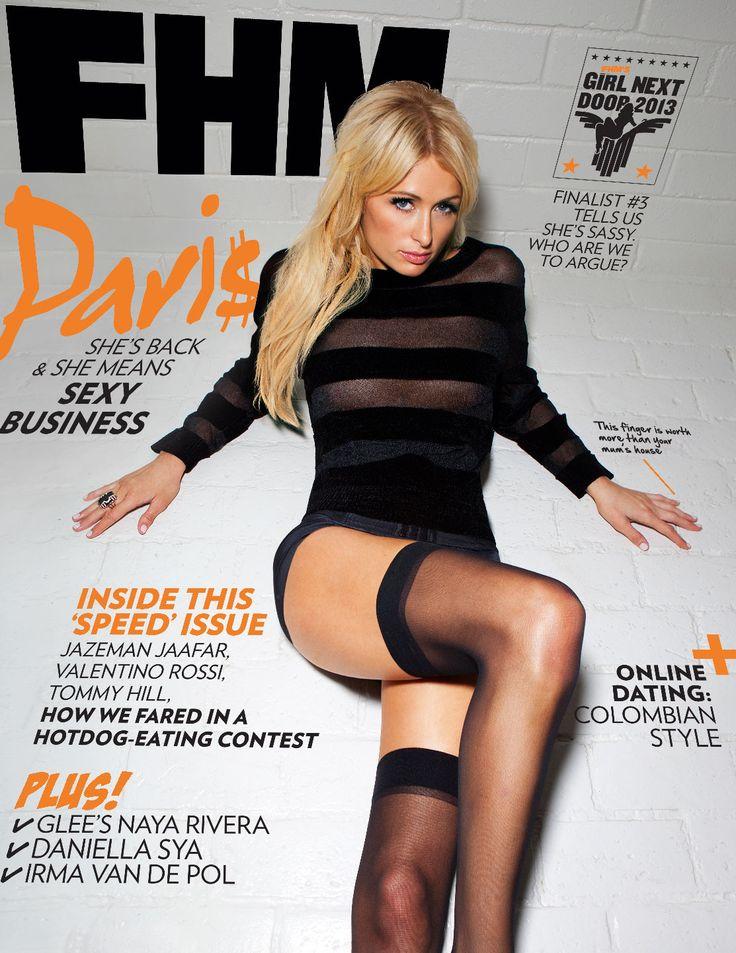 Paris Hilton (March 2012)
