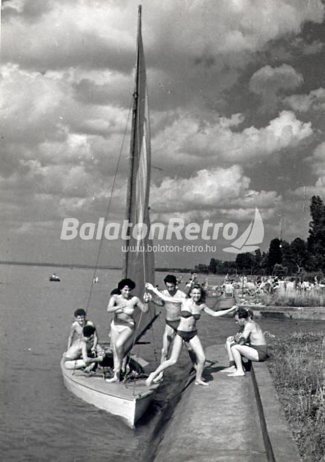 Balaton-retro
