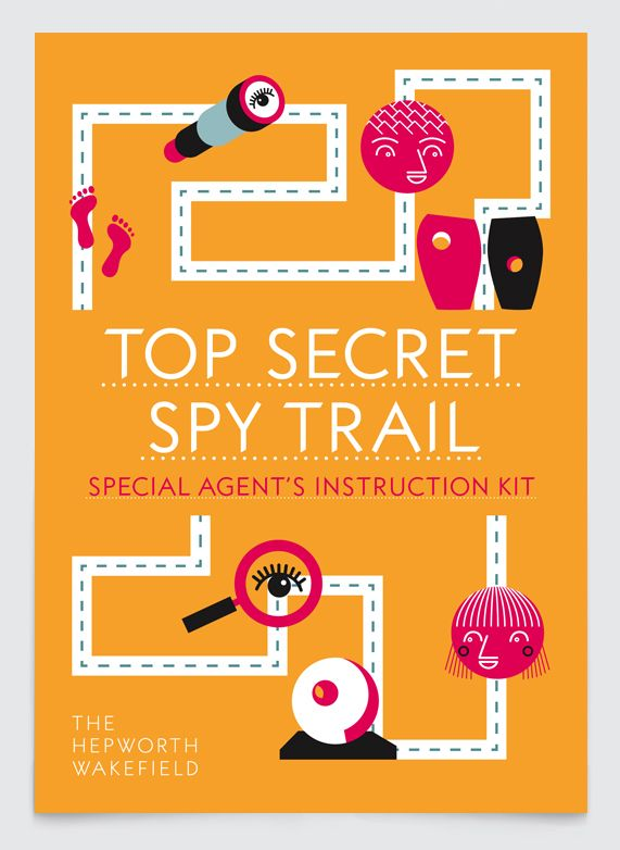 children's spy tail