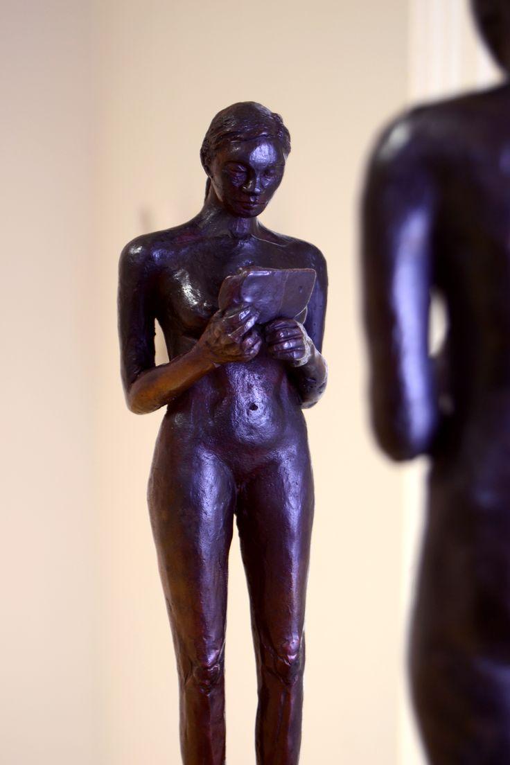 detail of 'wuu2' - bronze
