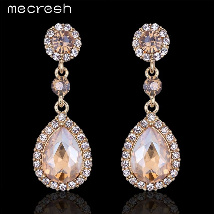 Cheap Long Drop Earrings Buy Quality Directly From China For Women