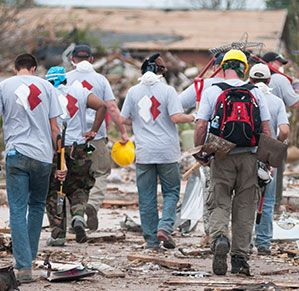 Story of Team Rubicon | Disaster Response Veterans Service Organization | Team Rubicon