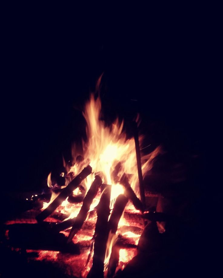 Bon fire!