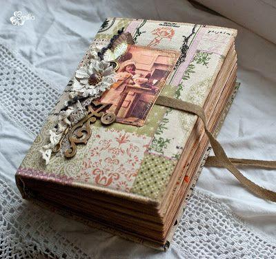 Handmade by Smilla: Кулинарная книга