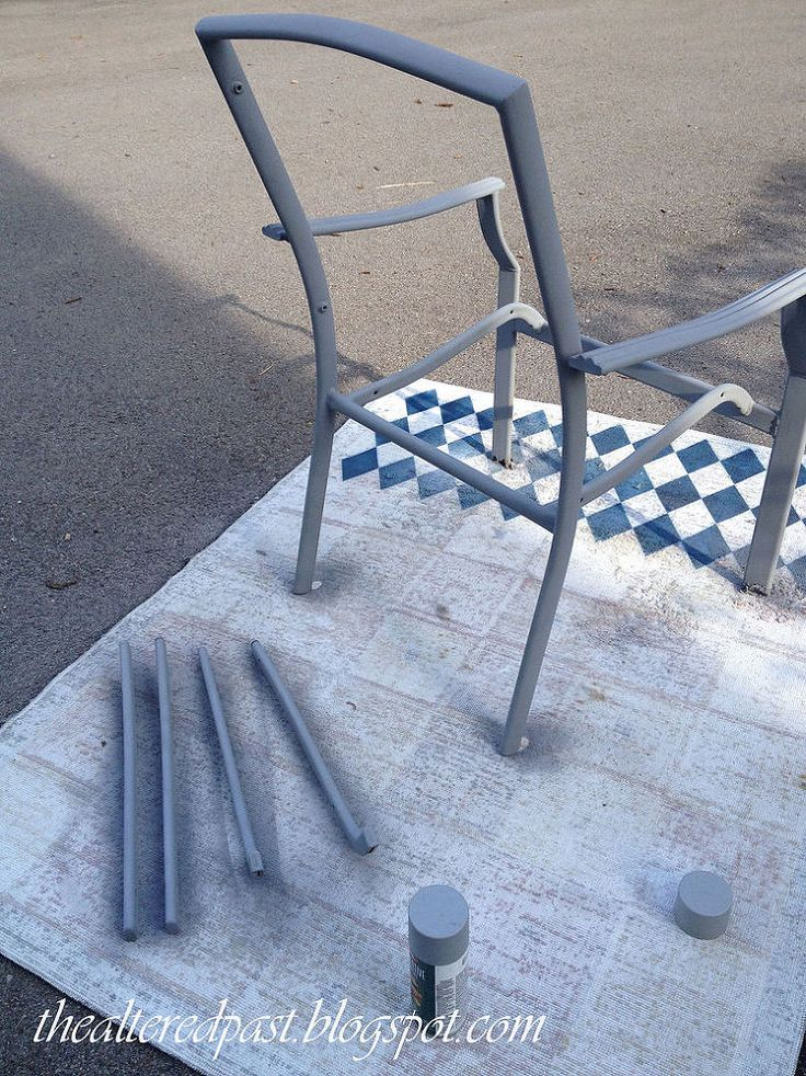 Redo Patio Sling Chairs For Under 25 Patio Furniture