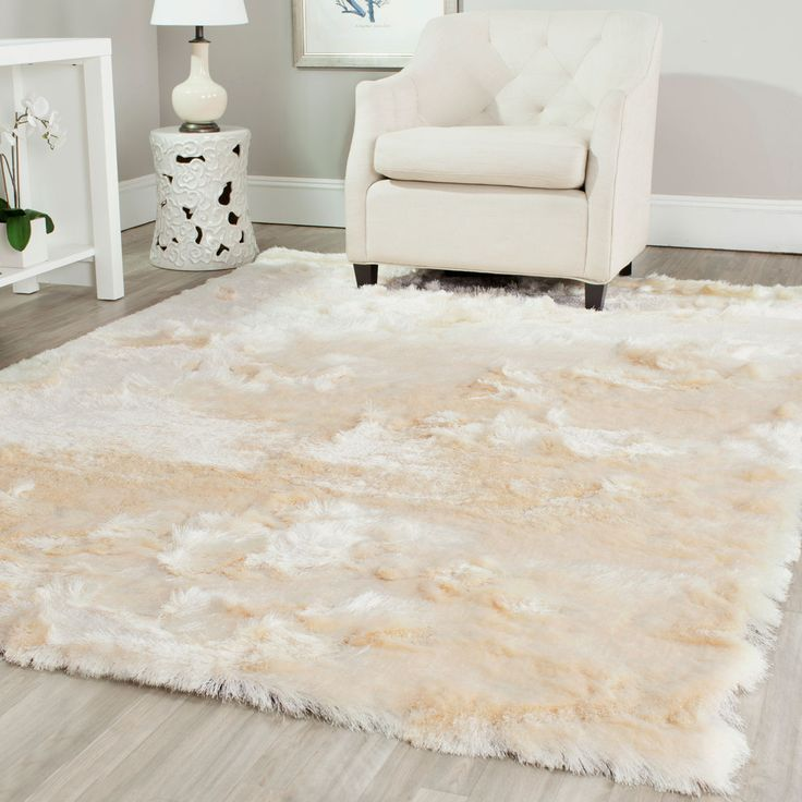 Shag Collection SG511 1212 Color Ivory rug carpet