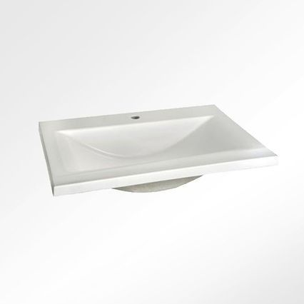 bacha mesada maral vanitory baño marmolina ref fibra pileta $ 260