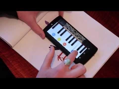 El Pájaro de los Mil Cantos - Libro en papel animado - YouTube