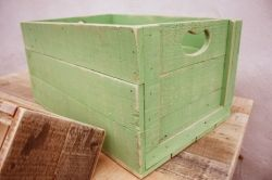 pine - crates, available in various colours and sizes...