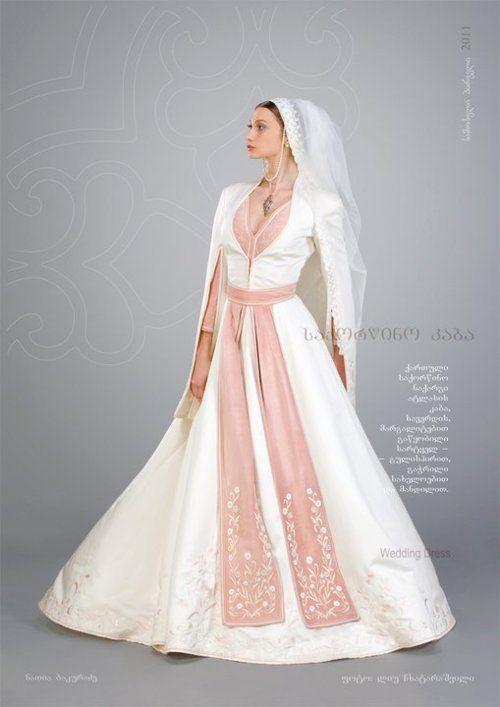 「グルジア」の民族衣装が美しすぎて、ほとんどファンタジーの世界