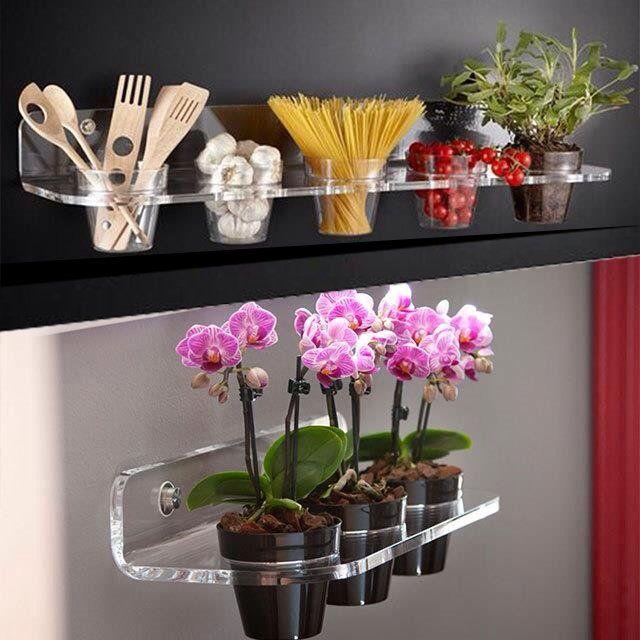 Porta temperos ou florzinhas, para cozinhas pequenas