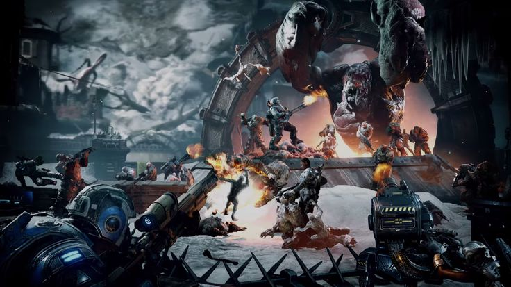 Gears of War 4' retools its Horde mode in time for summer Gears of War 4 dropped last October with more story kinetic sound and a revamped version of its signature players-vs-AI Horde mode. Microsoft Game Studios has continued to refine the game in the months since to keep multiplayer fresh from punishing rage-quitters to inexplicable DLC with rap duo Run The Jewels. But new gratis content is on the horizon: On June 6th players get more goodies maps and difficulty levels for Horde mode along…