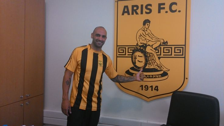 ARIS F.C. Official Web Site - Ο Raul Bravo στον ΑΡΗ