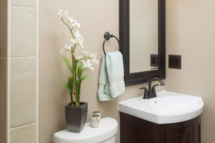 1000+ Ideas About Small Half Bathrooms On Pinterest