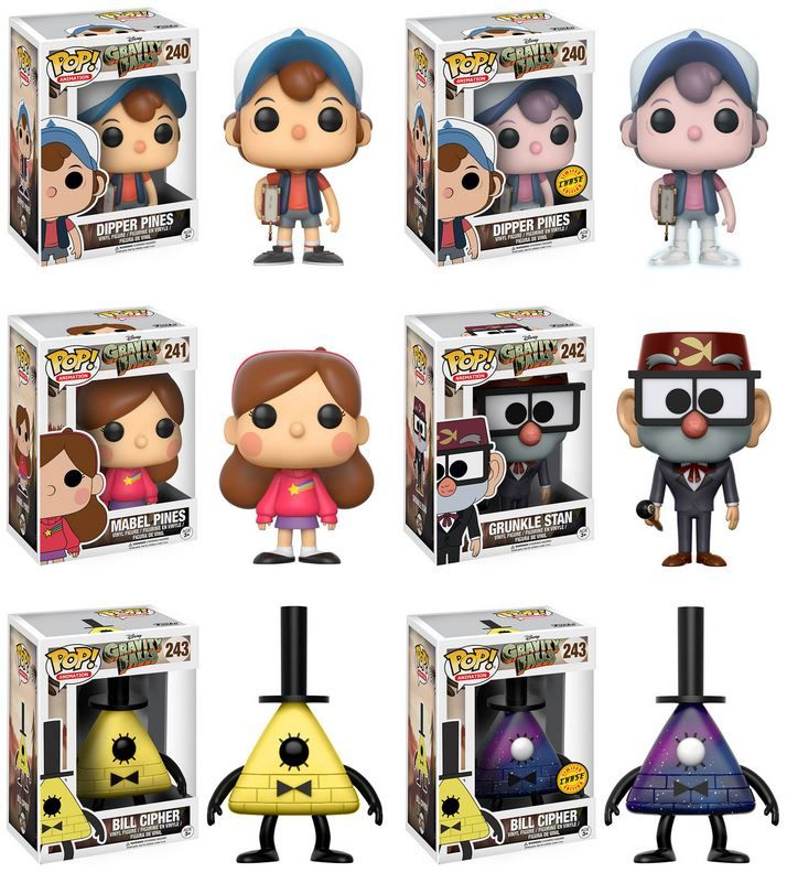 Stitch Kingdom, GRAVITY FALLS Pop! from FUNKO including Limited...<<OMG OMG OMG!!! This makes me happy