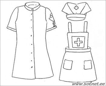 Костюм медсестры на Хэллоуин 2014 своими руками: фото, как сделать