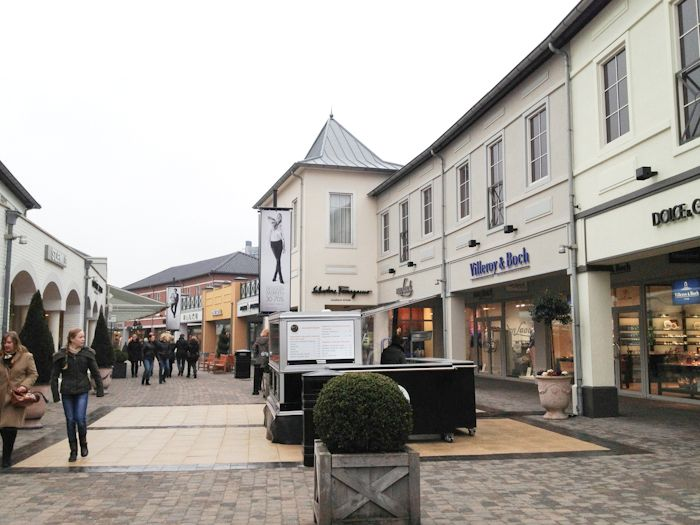 Shopping Guide Designer Outlet Roermond