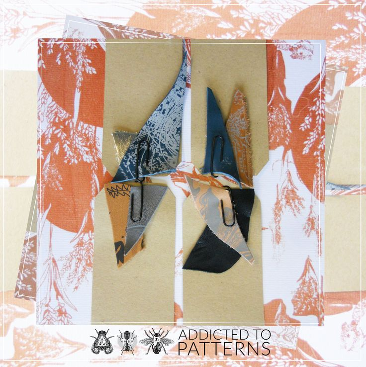 colour & pattern sampling - printed textiles  by addicted to patterns surface designer justynamedon www.addictedtopatterns.uk