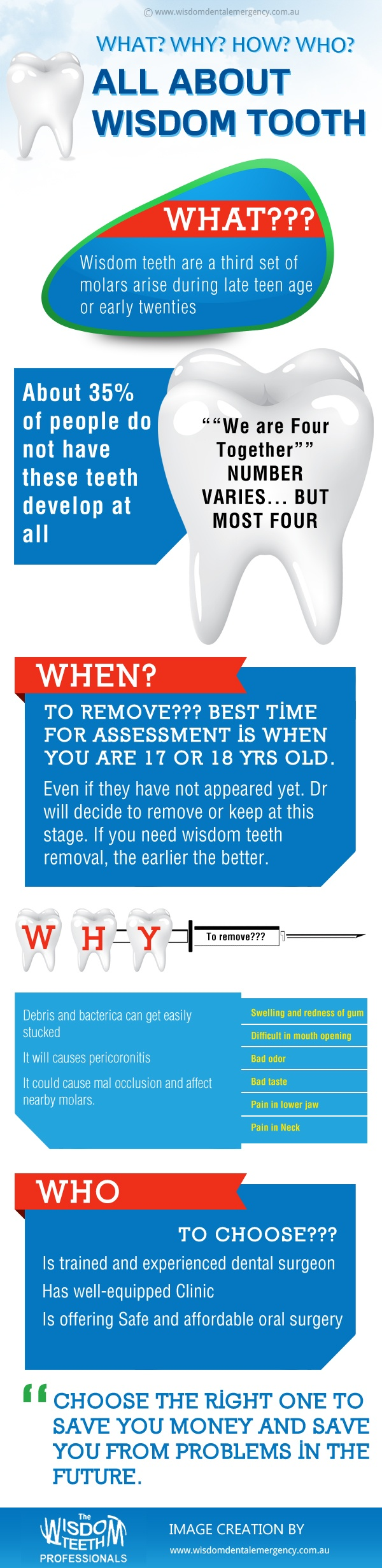 This infographic clearly explains the diet you need to consume for a few days after wisdom tooth removal. It also has information about the do's and don't after wisdom tooth removal as well.