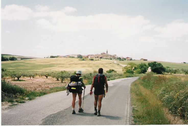 First Camino 2003 (Camino Frances 780km)