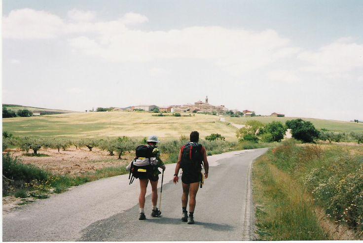 First Camino 2003 (Camino Frances 780km)