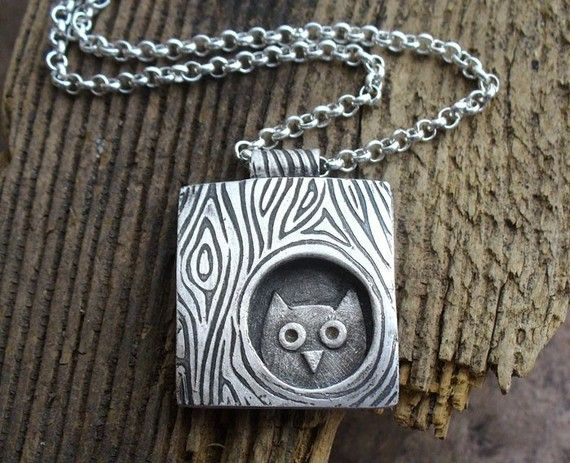I guess this is why people always buy me owl stuff.