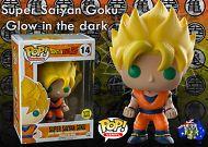 Funko Pop! Vinyl #14 Super Saiyan Goku Dragon Ball Z Figure