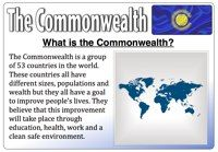 Commonwealth  Posters
