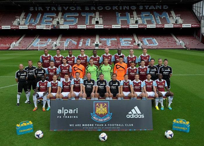 west ham united squad 2015/2016 - Google Search