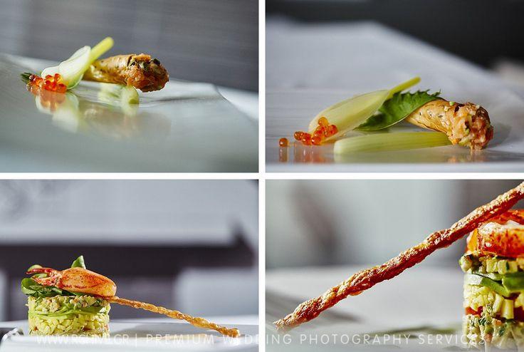 Φωτογράφιση πιάτων φαγητού