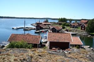 Island Störa Grindö in the Tjust Archipelago #Loftahammar, #Västervik, #Sweden