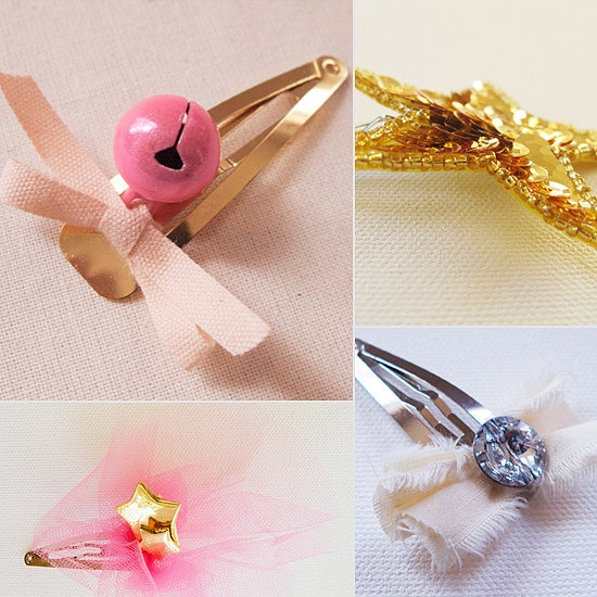 Atsuyo et Akiko awesome hair clips and bows for little girls