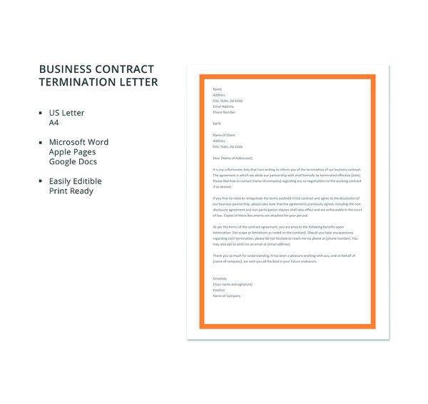 Pdf Doc Free Premium Templates Business Letter Template Letter Templates Letter Template