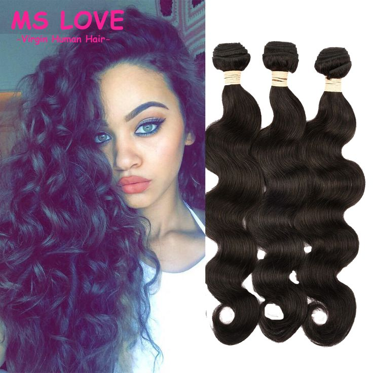 Cheap Human Hair Extensions, Buy Directly from China Suppliers:	Queen love hair…
