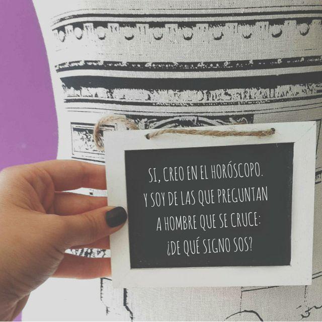 Y vos... ¿De qué signo sos? Jajaja! Contame tu Verdad Verdadera, escribí a hello@sofidegrecia.com