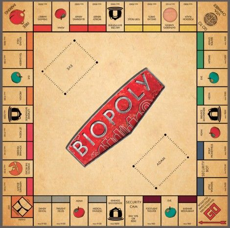 My Monopoly Game is Better Than Yours: 18 Homemade Monopoly Board Games