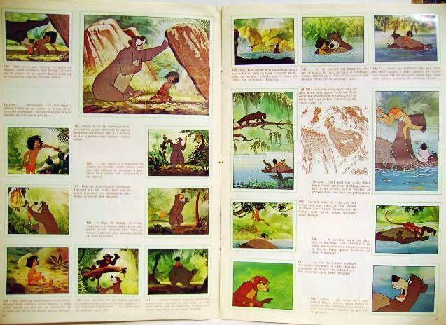 Le Livre de Jungle - Album Panini
