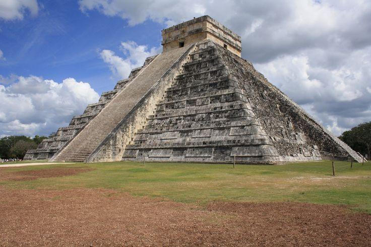 Chichen Itza em Yucatán