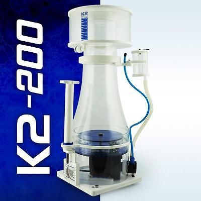 ICE CAP K2-200 PROTEIN SKIMMER (180-300 GALLONS) - AQUARIUM SALTWATER FILTER