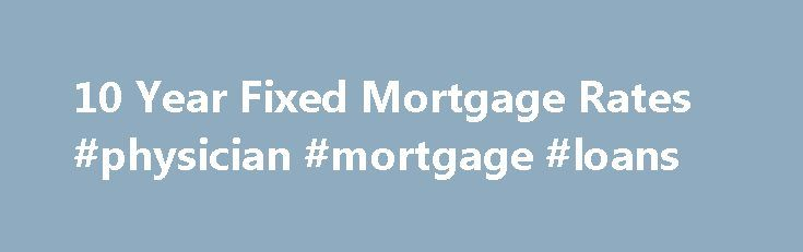mortgage rates fixed term 5 years