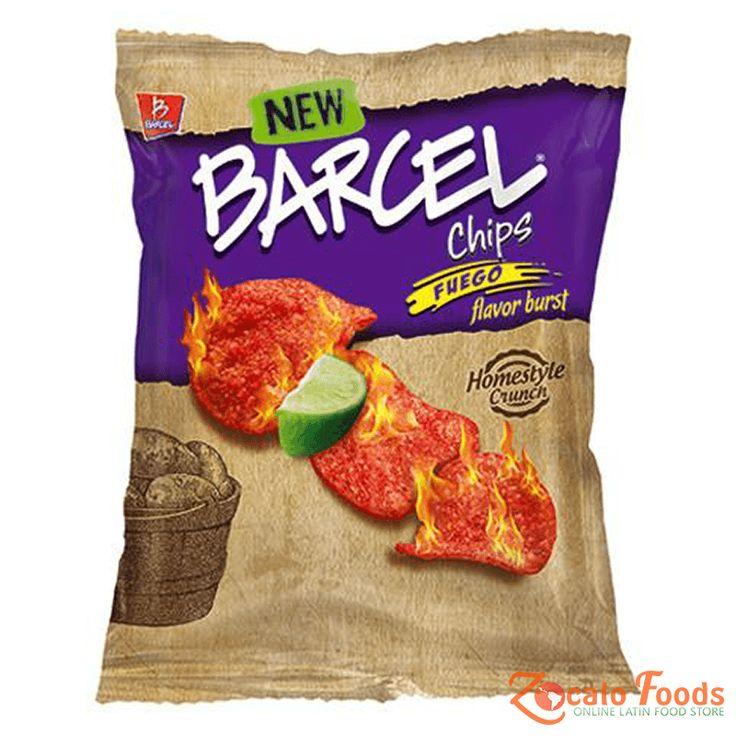 Barcel Chips Fuego 1.9 oz