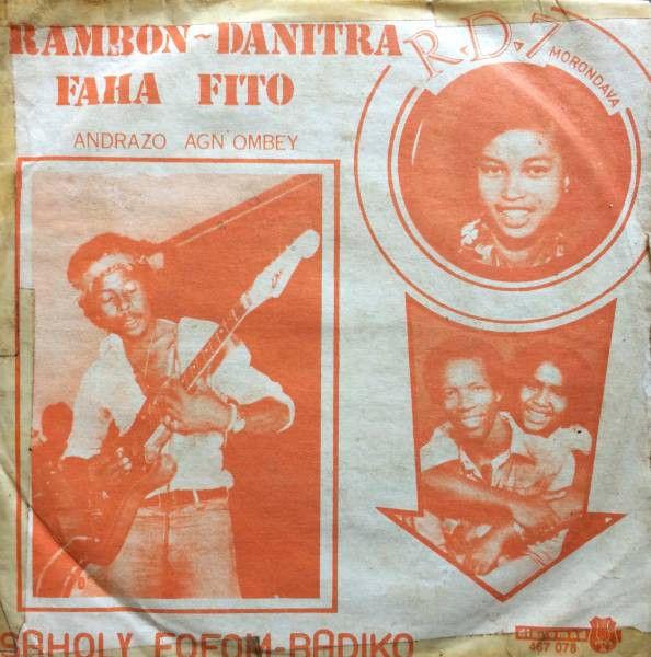 R.D.7 - Andrazo Agn' Ambey / Saholy Fofom-Badiko (Vinyl) at Discogs