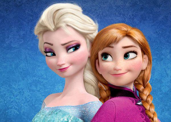Daddy Cool!: Φτιάξτε αποκριάτικη στολή της Έλσας και της Αννας από το Frozen!Οδηγιες βημα βημα και video