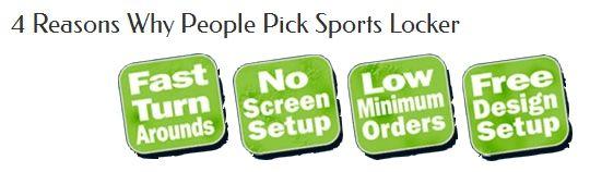 4 reasons why people choose Sports Locker for their Screenprinting  #screenprintinginmcallen  #cheaptshirtprinting