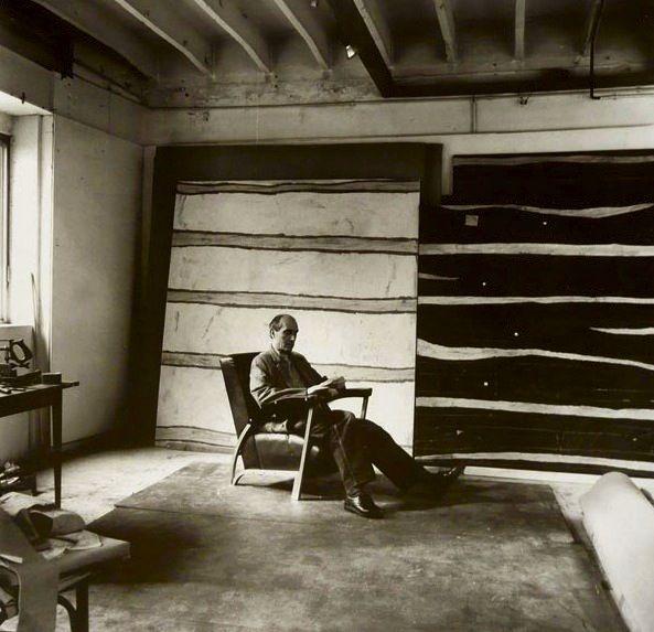 """Paul Klee's studio. Creador de formas y de colores en una atmosfera muy poetica. Fue profesor de La Bauhaus, escuela de arte alemana cerrada por el nazismo. Su obra fue clasificada entrelos """"artistas degenerados"""" Un gran creador"""
