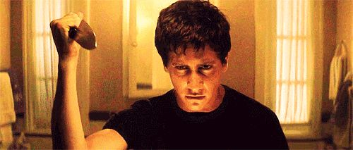 jake gyllenhaal donnie darko gif